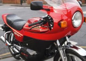 1982 Honda CB250ND-B Super Dream Deluxe for Sale – £SOLD