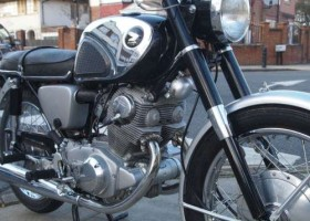 1964 Honda CB72 250cc Rare Honda for Sale – £SOLD