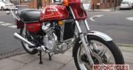 1980 Honda CX500 Classic Honda for Sale – £SOLD