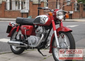 1975 Honda CD175 Classic Honda for Sale – £SOLD