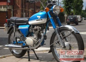 1972 Honda CB125 S for Sale – £SOLD