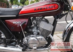1973 Kawasaki H1F 500 Classic Triple for Sale – £SOLD