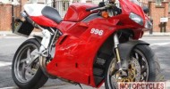 2001 Ducati 996 S Mono SPS for Sale – £SOLD