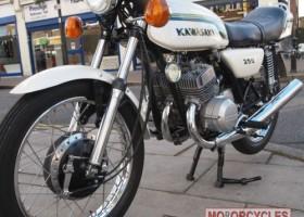 1972 Kawasaki S1 250 Classic Kawasaki for Sale – £SOLD