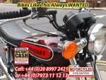 Kawasaki H1F 500 Classic Triples Wanted