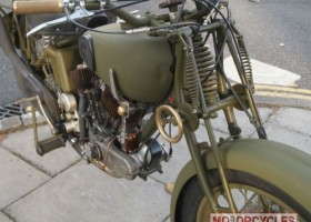 1937 Norton 16H Hybrid for Sale – £SOLD