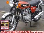 1975 Honda CB550 K1 Classic Honda`s wanted
