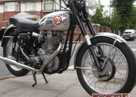 1956 BSA CB350 Goldstar for Sale – £SOLD