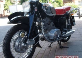 1965 Honda C72 Classic Honda for Sale – £SOLD