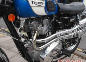 1971 Triumph TR6C 650 Trophy for Sale- £SOLD