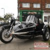 1956 Norton Dominator 600 Sidecar for Sale – £SOLD
