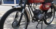 1970 Negrini 50cc Classic 70's Italian Moped – £SOLD
