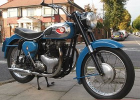 1960 BSA A10 Classic British Bike for Sale – £SOLD