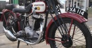 1938 P & M Red Panther For Sale – £SOLD