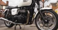 2013 Triumph Bonneville T100 SE for Sale – £SOLD