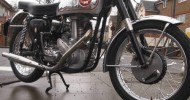1954 BSA ZB33 B33 Classic British Bike for Sale – £SOLD