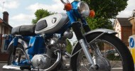 1970 Honda SS125 for Sale – £SOLD