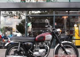 1972 Triumph T100P for Sale – £5,889.00