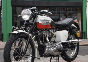 1959 Triumph TR6 650 Classic Bike for Sale – £RESERVED FOR RAY