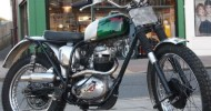 1967 BSA B40 Ex Military Classic for Sale – £3,389.00