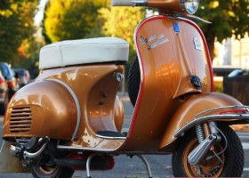 1962 Vespa Douglas Sportique Grand Luxe for Sale – £9,989.00