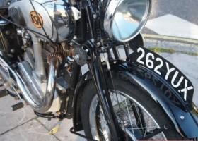 1939 BSA M22 500 OHV Twinport for Sale