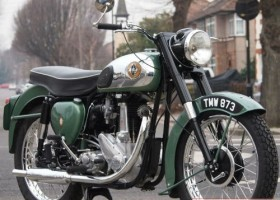 1958 BSA B31 Classic 350cc for Sale – £7,898.00