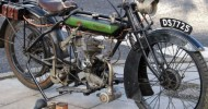 1923 Connaught De-Luxe Classic Bike for Sale – £8750.00