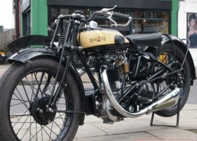 1929 Raleigh 500cc OHV Sport for Sale – £10,989.00