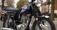 1970 BSA B25 S Starfire for Sale – £SOLD
