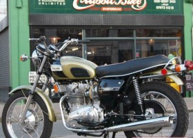 1971 Triumph T150 T Trident for Sale