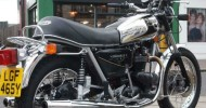 1981 Triumph Bonneville T140 Royal Wedding for Sale – £8,989.00