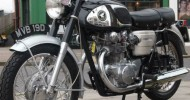 1966 Honda CB450 K0 Black Bomber for Sale – £7,989.00