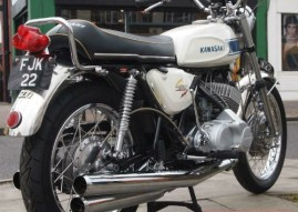 1969 Kawasaki H1 500 Classic Triple For Sale – £17,989.00