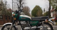 1973 Suzuki GT250K RamAir for Sale – £4,789.00