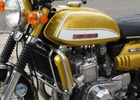 1972 Suzuki GT750J Classic Triple for Sale – £12,989.00