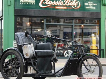 1939 Harding Electric Wheel Chair for Sale – £5,989.00