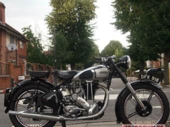 1950 Norton ES2 500 for Sale