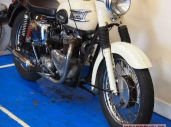 1962 Triumph T110 650 Tiger for Sale – £5,898.00