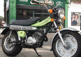 1978 Suzuki RV125 for Sale – £3,689.00