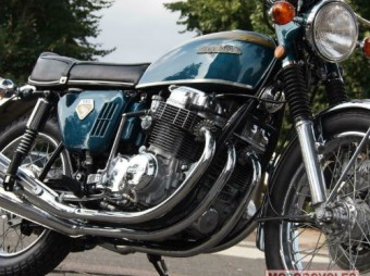 1969 Honda CB750 Sandcast for Sale – £30,000.00