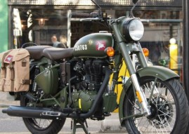 2018 Royal Enfield Pegasus Special Edition for Sale – £9,989.00