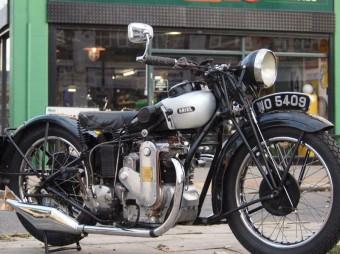 1931 Ariel Square Four for Sale – £29,500.00