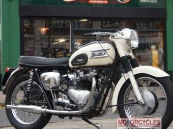 1962 Triumph T110 650 Tiger for Sale – £5,989.00