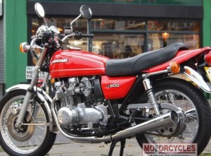 1978 Kawasaki Z650 for Sale – RESERVED FOR ANGELO