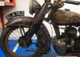1934 Francis Barnett Cruiser for Sale – £2,888.00