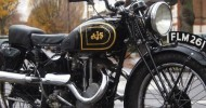 1938 AJS 350cc Model 26 For Sale – £SOLD
