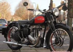 1947 Ariel NH350 Classic Bike for Sale – £6,989.00