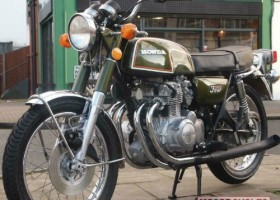 1972 Honda CB350 Four for Sale – £SOLD