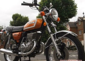1974 Suzuki GT185 Classic Suzuki for Sale – £6,989.00